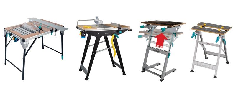 Dílenské stoly a pracoviště